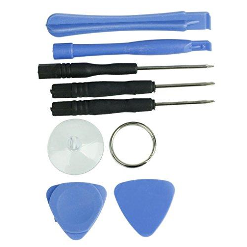 Newest 7pezzi per set in vetro di ricambio per kit di riparazione di attrezzi di apertura per cellulari nuovissimo