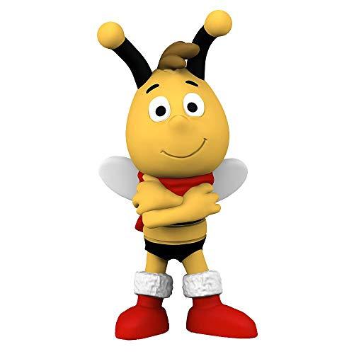 SCHLEICH Auswahl Spiel-Figuren | Biene Maja | Maja und ihre Freunde 27006, Biene Maja 27009 Willi mit Schal