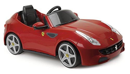 FEBER - Vehículo infantil Ferrari FF 6V (Famosa 800007680)