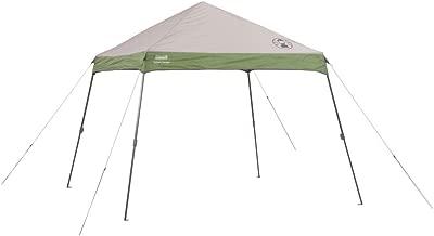 Coleman Instant Wide-Base Shelter, 10 x 10