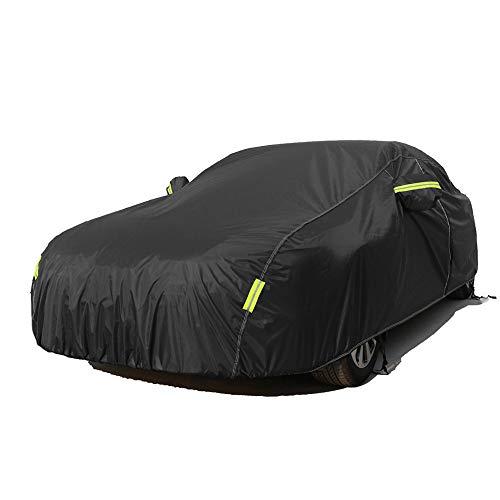 Liliguun Universal Waterproof Full Car Covers Zonnescherm buiten stof regen sneeuwbescherming voor Volvo v70 v60 s40 s60 xc90 xc60 s80