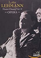 Masterclasses 2: Opera / [DVD] [Import]