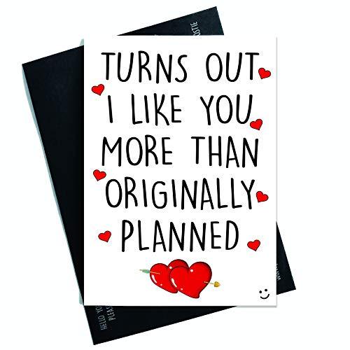 Perzik Antics Grappige Verjaardagskaart Verjaardagskaart Valentijnsdag Kaart Man Vrouw Vriendin Vriendje Kerstkaart Grappig Ik Vind U Meer Kaarten PC270