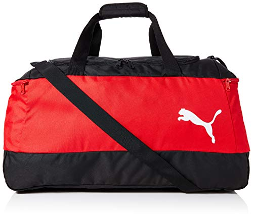 Puma Tasche Pro Training II S Bag, Red/Black, UA, 74896