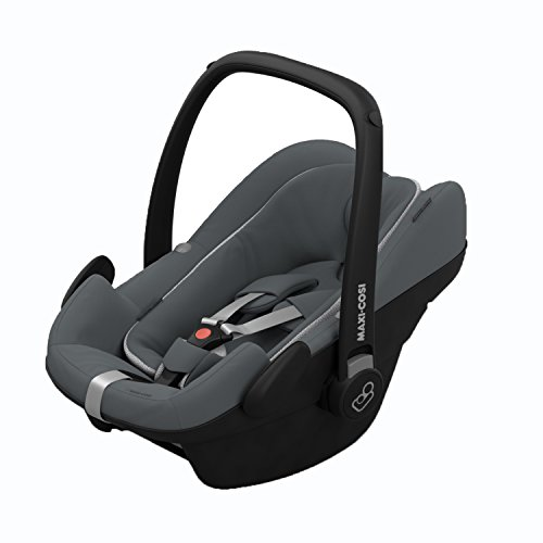 Maxi-Cosi Pebble Plus Quinny-Design i-Size, Graphite (Q-Design)