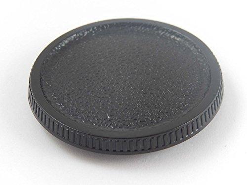 vhbw Gehäusedeckel Body Cap schwarz passend für CY Bajonett Kamera Contax/Yashica
