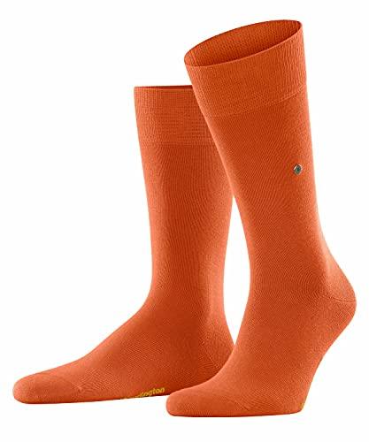 Burlington Herren Lord M SO Socken, Orange (Pumpkin 8364), 40-46 (UK 6.5-11 Ι US 7.5-12)