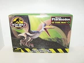 The Lost World Jurassic Park Giant Pteranodon Code Name Steel Beak