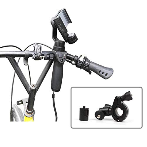 Hooshion Bike Mount Bicycle Gear Bracket Clamp Holder for DJI OSMO/DJI OSMO Mobile