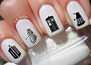 Best dr who nail art Reviews