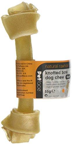 Petface Rohlederknochen mit Knoten, 1er Pack (1 x 1.32 kg)