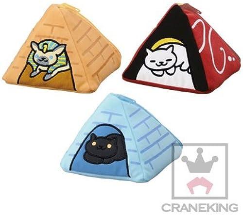 Hay más marcas de productos de alta calidad. Cat Cat Cat collect stuffed porch tent pyramid porch all three sets  preferente