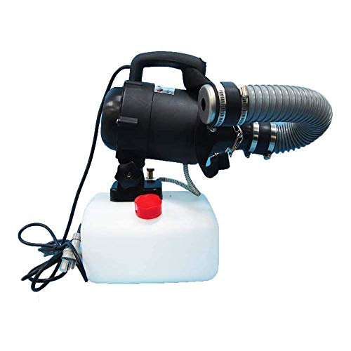 FEE-ZC Pulvérisateur portatif de brumisateur, Machine de Jet réglable de pulvérisateur de désinfection électrique de 5L avec Le Tuyau, pulvérisateur à Volume Ultra-Bas pour l'hôpital d'hôtel