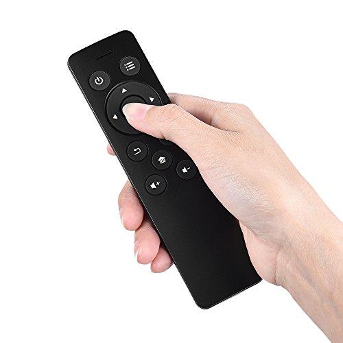 Docooler USB Fernbedienung, Wireless USB Fernbedienung mit USB 2.0 Receiver Adapter für Smart TV Android TV Box Google TV HTPC