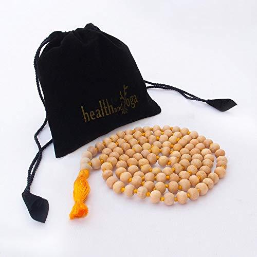 Mala Beads - Superior Grade Tulsi Wood