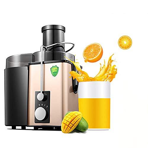 RISTARWH exprimidor electrico Exprimidor Multifuncional de Acero Inoxidable para el hogar exprimidor...