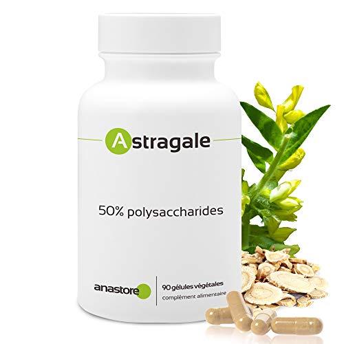 ASTRÁGALO * 500 mg/cápsulas * Cardiovascular (circulación), Inmunitario (antimicrobiano, estimulación de defensas naturales) * Garantía de satisfacción o reembolso * Fabricado en Francia (1 unidad)