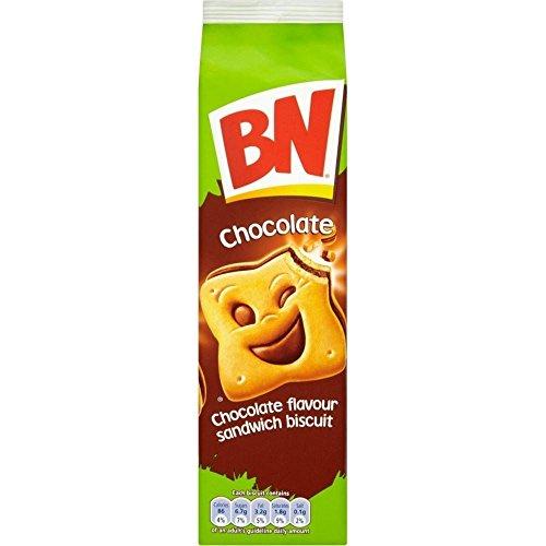 McVitie BN Sandwich Biscuits - czekolada (295 g) - opakowanie 2
