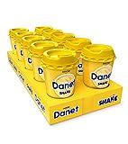 Danet Shake Pack 10 Batidos Sabor Vainilla 200 Ml - Total 10 x 200 ML...