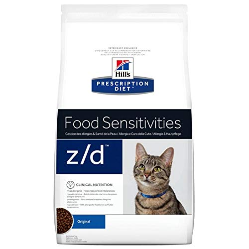 Hill's Prescription Diet Feline Z/D Low Allergen 8 kg