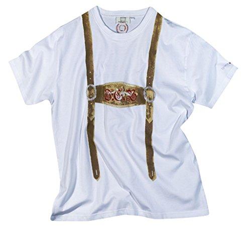 FC Bayern T-Shirt Lederhose FCB Fanshirt Gr. S
