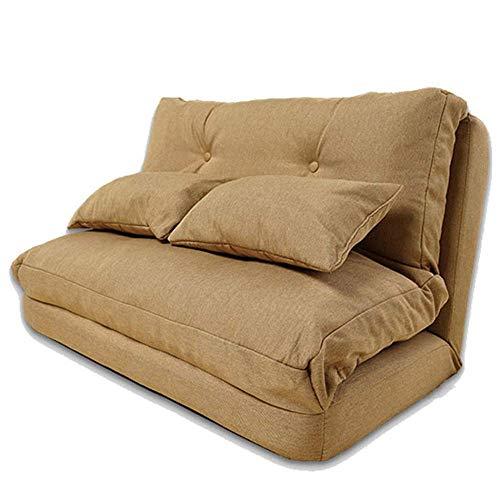 Kutera Lounge Sofa Home Futon bed frame logeerbed sofa bed vouwmatras eenvoudig meubels sofa stoel zacht en comfortabel Modern design 210 * 100 * 28CM Beige
