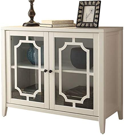 BOWERY HILL 25% OFF Max 83% OFF Accent Chest in White