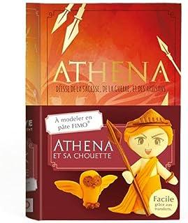 Mini Kit Fimo Les dieux de l'Olympe - Athéna