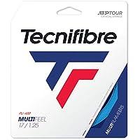 テクニファイバー(Tecnifibre) 硬式テニス ガット マルチフィール 12m ダークブルー 1.30mm TFG221