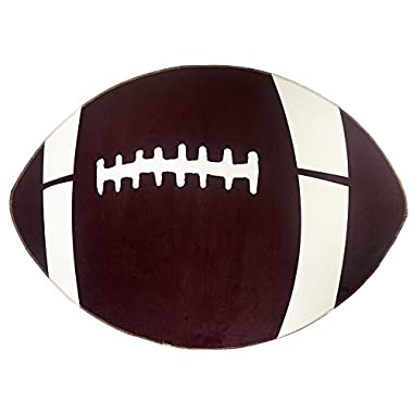 Rug pads, CAMAL Football Model Carpet Pad for Yoga Children Play and Decorative Sports Theme Room (Football)