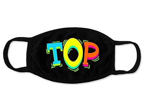 NBA Youngboy Top Merch - NBA Youngboy Merch Top Logo Face Mask Accesorios Merch for Men Women Youth Breathable Soft Fabric Black