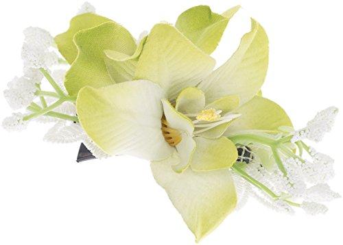 Unbekannt Vintage Shantelle Floral Flower Blumen Haarspange Rockabilly