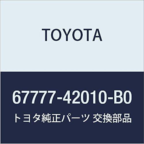 Toyota 67777-42010-B0 Max 50% OFF Door Pocket Trim Max 74% OFF