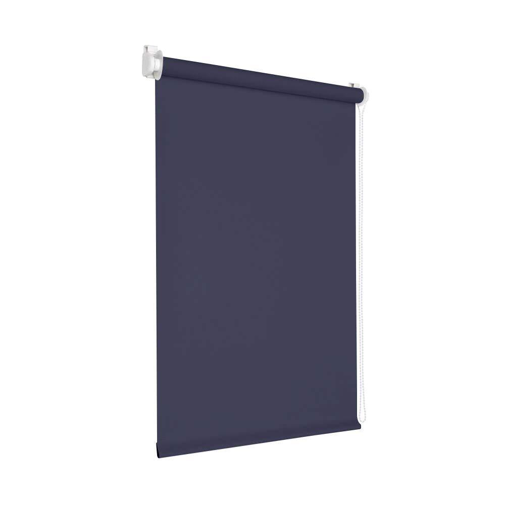 Victoria M. Tenebra Estor Opaco, 35 x 160 cm (Ancho x Alto), Azul Oscuro: Amazon.es: Hogar