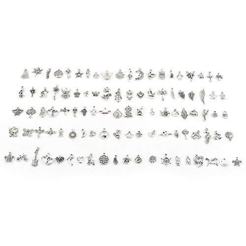 """rango de presupuesto resultados para la fabricación de joyas Artesanía 100 X 2/"""" Negro Plateado Headpins"""