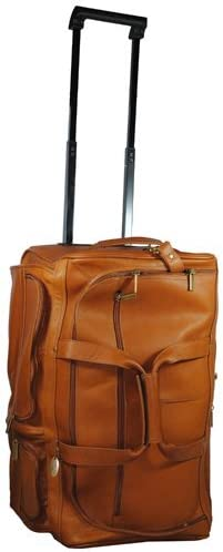 David King Co. 20 Inch Size One Duffel Manufacturer Super beauty product restock quality top! OFFicial shop Rolling Tan