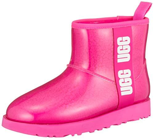UGG Classic Clear Mini Boot, Rock Rose, Size 7