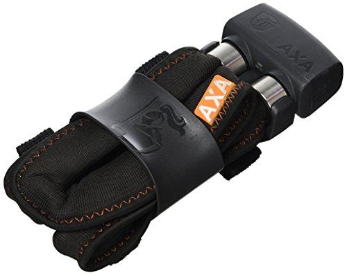 AXA Unisex-Adult Faltschloß FLC 600, Dark Gray/Black