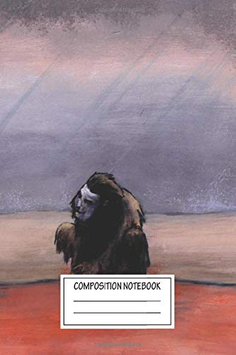 Composition Notebook: Kid's Room The Rust Coloured Soil Thus Spoke Zarathustra Storytellers Wide Ruled Note Book, Diary, Planner, Journal for Writing