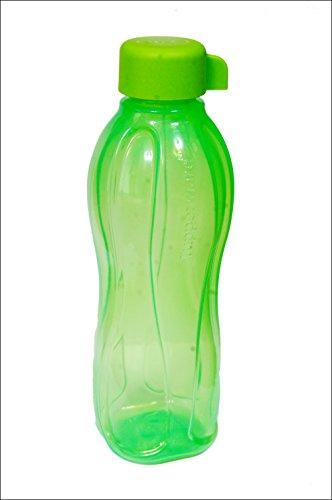 Tupperware Eco Aquasafe 500ml Green Juice, Botella de Agua (100% Nuevo) 01 pc