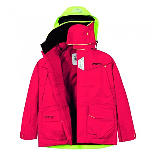 Musto MPX Gore-Tex Pro Offshore Sailing Jacket 2018 - True Red L