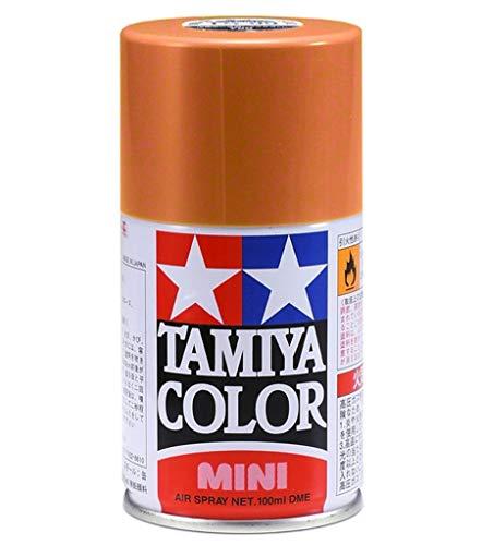 タミヤ スプレー TS-92 メタリックオレンジ 85092