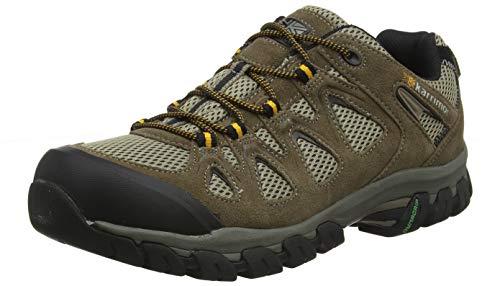 Karrimor Męskie buty trekkingowe z niskim stanem, Beżowy taupe Tpe - 40 EU