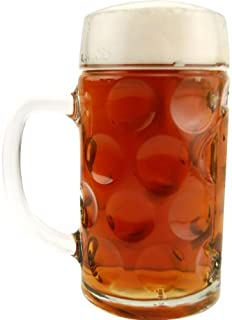 Oktoberfest Bavarian Isar Beer Mug - Half Liter