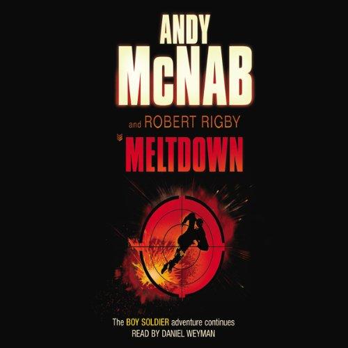 Meltdown: Boy Soldier, Book 4 cover art