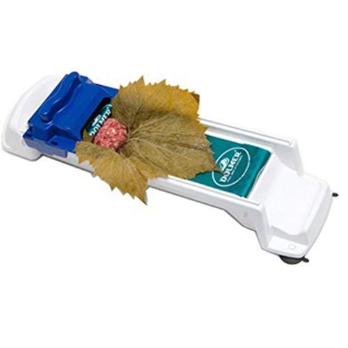 Hemoton 2 Stks Sushi Schimmel Groente Vlees Rollende Tool Sushi Roller Magische Sushi Deegroller Gevulde Druif Kool Laat Druivenblad Machine Voor Beginners en Professionals