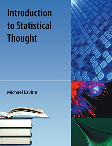 Introduction to Statistical Thought