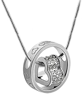 Crunchy Nevi Shining Diva Austrian Crystal Pendant Jewellery