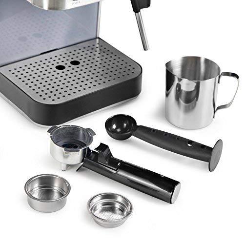 Conair Cuisinart EM-100 1.66 Quart Stainless Steel Espresso Maker