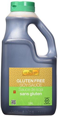 Lee Kum Kee Gluten Free Soy Sauce 1.9L (64 Fl Oz)